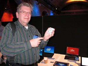 Bei der Intel-Präsentation in Lodon hatte ich die Möglichkeit, mich selbst von den Möglichkeiten der neuen vPro-Technologie zu überzeugen.